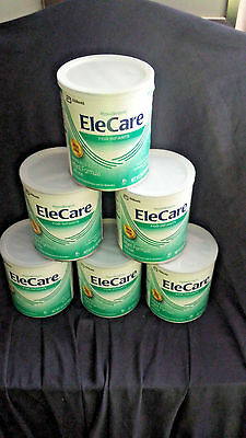 ( 6 ) cans EleCare infant formula hypoallergenic DHA ARA. In date 2019 or later