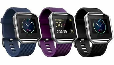 FITBIT Blaze - Sport Watch - Health tracking with Touchscreen