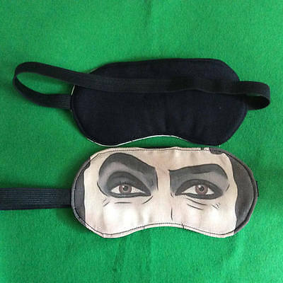 Tim Curry/ Rocky Horror Picture Show Inspired Sleep mask Frank-N-Furter Travel