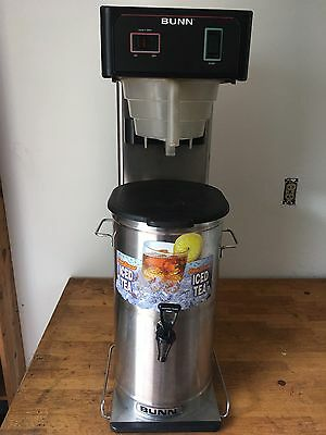BUNN Iced Tea Maker Model TB3Q