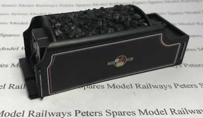 Hornby X2889 Class 5P Black 5 Tender Body BR Late Crest Lined BlacK