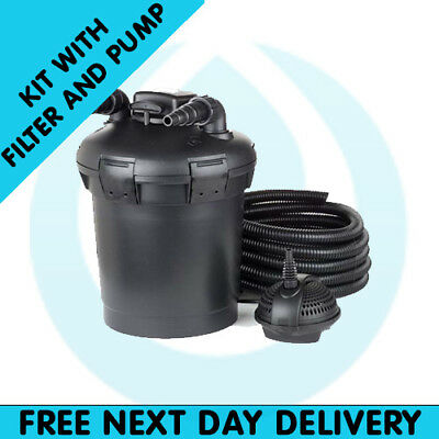 Swell UK Pressure Filter and Pump Pond Set 5,000