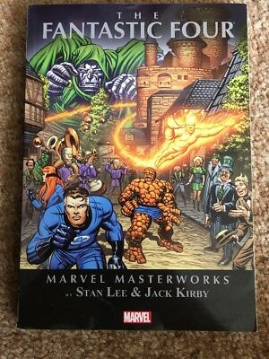 The Fantastic Four Vol. 9 by Stan Lee (2013, Paperback)