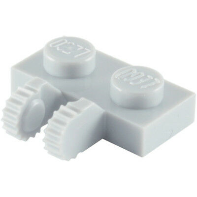 LEGO - 60471 - 1x2 LOCKING W/ 2 FINGERS ON SIDE - SELECT QTY & COL + GIFT - NEW