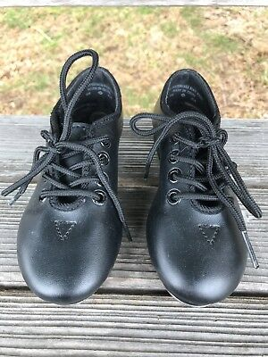 Bloch Lace Up Tap Shoes Toddler Size 8