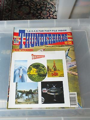 THUNDERBIRDS The Comic - Issue No 36 1993 -  MINT CONDITION GERRY ANDERSON