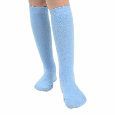 5 Pairs of Baby and Girls Betta Knee High Socks Available Range Colours & Sizes