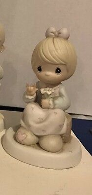 Precious Moments Figure A Universal Love Special Limited Ed 1992 Easter Seals