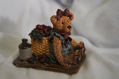 Boyds Bears and Friends STYLE 2006 Lifes Harvest