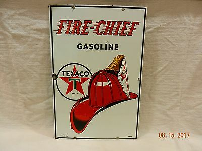 Fire Chief Pump Plate