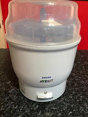 Philips AVENT 6 Bottle Electric Steam Steriliser