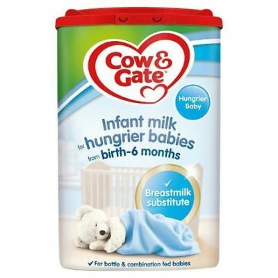 Cow & Gate Hungry Milk Powder Formula