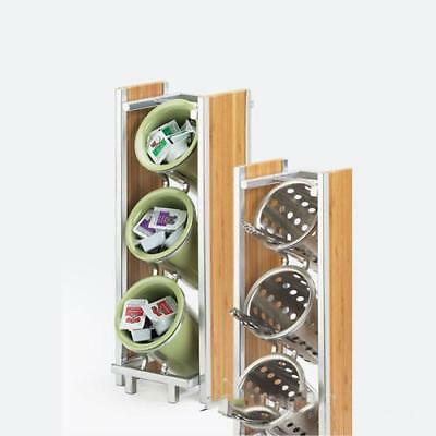 Cal-Mil - 1283 - 3 Hole Cylinder Display
