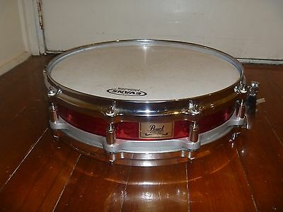 Pearl Hammered Brass Free Floating Snare .. Sonor Yamaha DW Premier