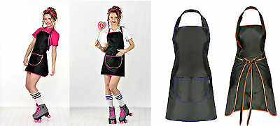 Venus Apron Hairdressing Salon Waterproof Front Pocket Chefs BBQ Kitchen Cooking