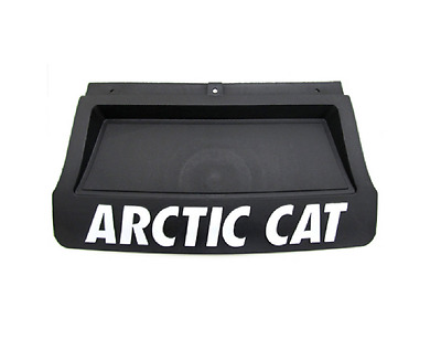 Arctic Cat sled snow flap black