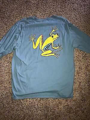 ONLY NY only New York long sleeve men's t shirt frog