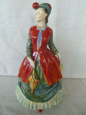 "Royal Doulton THE YOUNG MISS NIGHTINGALE 9.5"" Figurine Circa 1948-1953 - HN 2010"