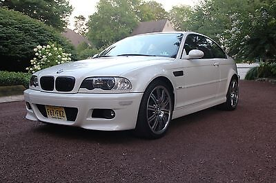 2002 BMW M3  2002 BMW M3 E46 Coupe! Garage kept, absolutely clean!