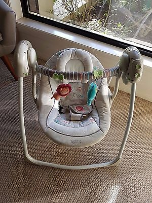 Baby Swing by Comfort & Harmony