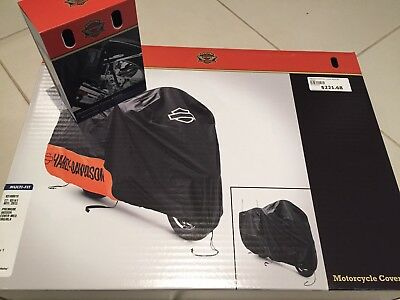 Harley Davidson Soft Indoor Cover 93100019 Free Cover Alarm