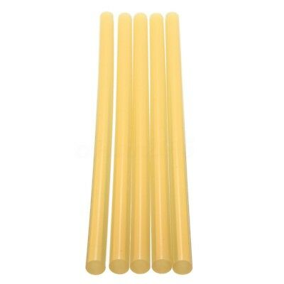 5x Paintless Hail Repair Tool Yellow Glue Stick Dent Puller Puller Ding Removal