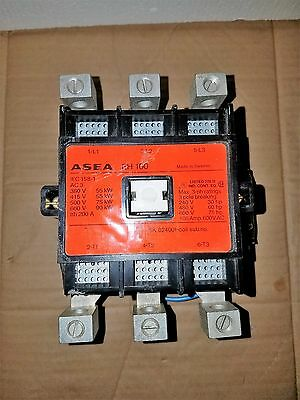 Asea Size 3 Contactor Eh-100 120V Coil 105A 600V