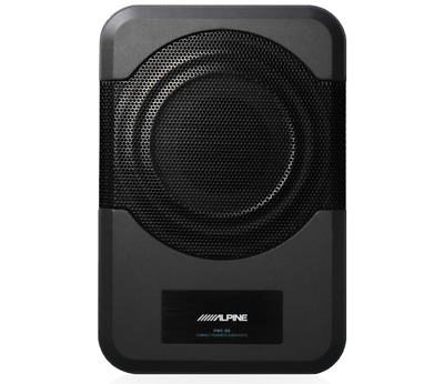 Alpine Pwe-S8 8-Inch High Performance Quad-Coil Subwoofer