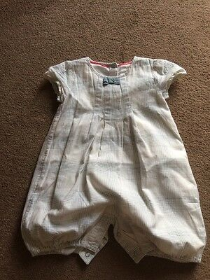 M And S Baby Girl Romper 9-12 Months