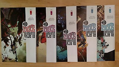 BLACK SCIENCE issues 7-11 NM 1 SET of 5 / 7 8 9 10 11 LOT vol.2 WELCOME, NOWHERE