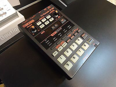 Boss Sp-202 Dr. Sample Portable Sampler/pad Sampler Midi Module By Roland Sp202