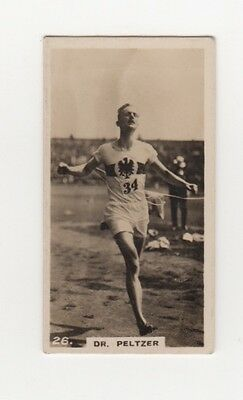 Who's who in Sport 1926 Athletics A