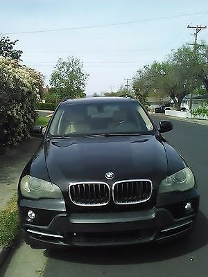 2007 BMW X5 3.0si Sport Utility 4-Door RUNS&DRIVES, CLEAN TITLE - should be TOWED due to LIABILITY