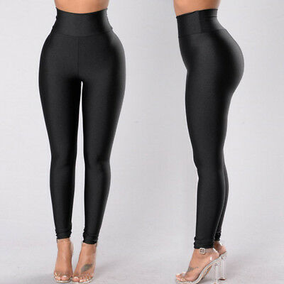 UK Stock Women Ladies Yoga Fitness Leggings Running Stretch Sport Pants Trousers
