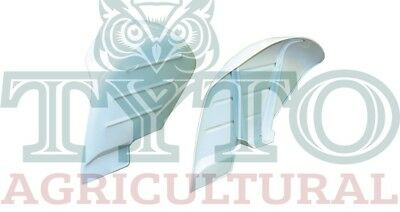 Ford New Holland Fordson Dexta,Super Tractor Mudguard Fender Wing Pair New