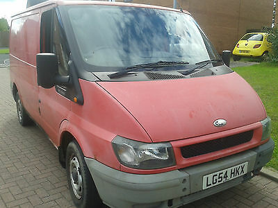 2004 Ford Transit 260 SWB FSH Ex Post Office Spares or Repairs 126k