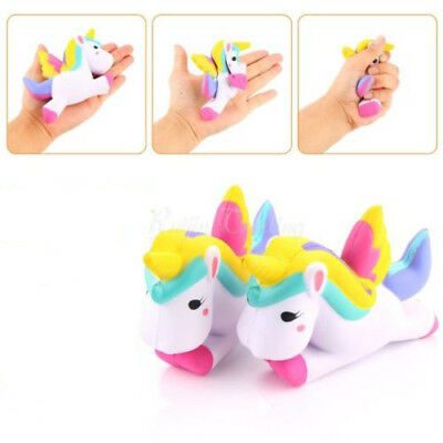 Kawaii Colossal Squishy Unicorn VERY RARE TOY Slow Rising Collectibles Gifts