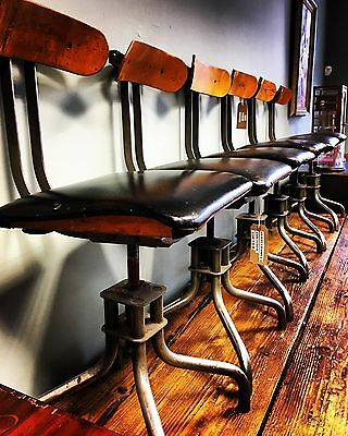 Industrial Chairs Vintage Desk Chair ONLY X 1 LEFT EACH CHAIR =£180 EACH Essex