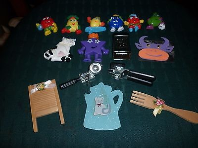 FRIDGE MAGNETS - COLLECTABLE ASSORTMENT some new