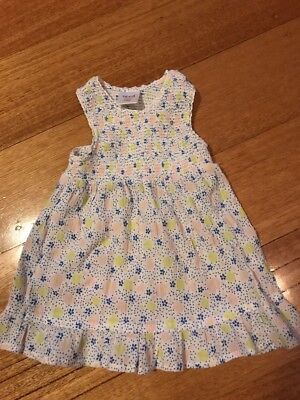 Seed Baby Girl Dress Size 3-6 Months