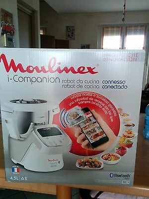 moulinex i companion hf9001kb kitchen robot eur 450 00 picclick it. Black Bedroom Furniture Sets. Home Design Ideas