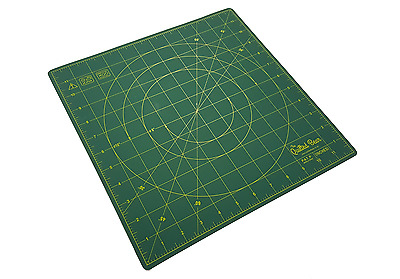 "Quilted Bear 360° Rotating Self Healing Cutting Mat 12"" x 12"" Similar to OLFA"