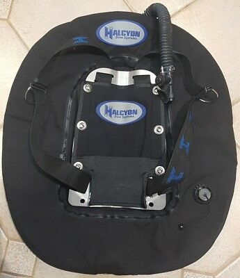 Halcyon Scuba Double wing and Harness