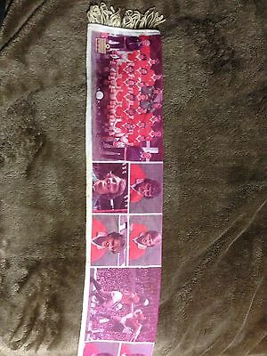 Manchester United Scarf 1970s Admiral