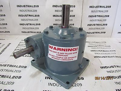 Winsmith 4Cv Vertical Mount Reducer 48:1 Ratio Repaired