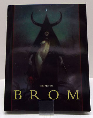 ➡ BROM ☆ The Art of ☆ 1st Print 2013 ☆ TBE ☰