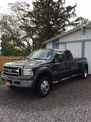 2005 Ford F-450 Lariat Ford F-450 sd 4wd crew cab