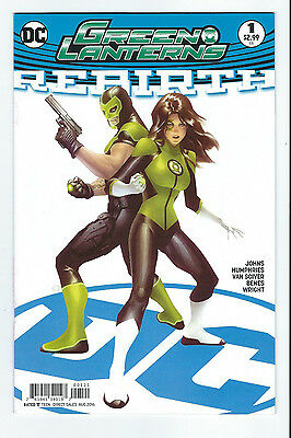 Green Lantern Rebirth #1 First Print NM Sold Out DC Variant Cover