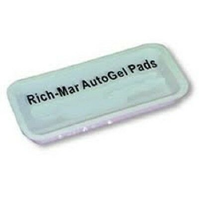 Richmar AutoGel AutoSound Ultrasound Gel Pads 400-046, Case of 50