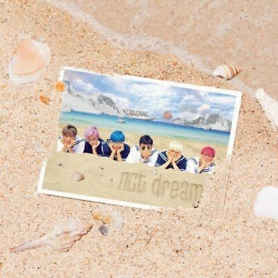 "NCT DREAM 1st Mini Album ""We Young"" K-POP CD+Booklet+Photocard+Poster Sealed"